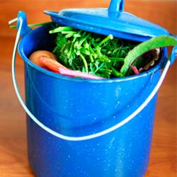 Черви помогут утилизировать органические отходы